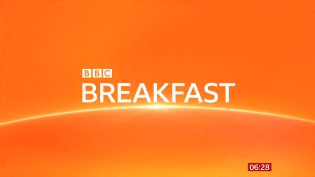 BBC Breakfast Logo
